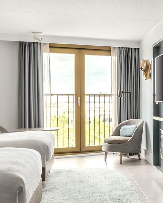 familiekamer amsterdam marriott hotel familievriendelijk