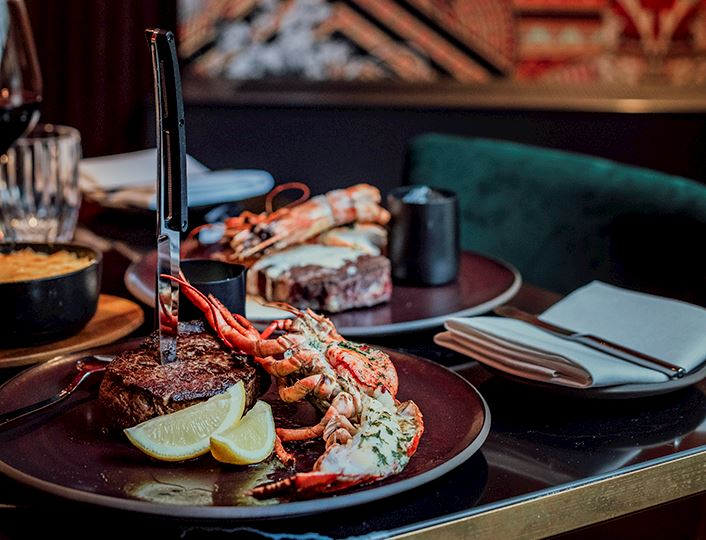 midtown grill steakhouse amsterdam